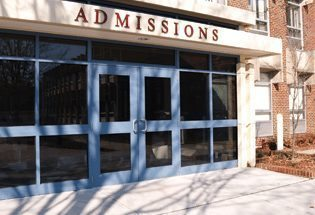 College Admissions: Looking Behind The Curtain