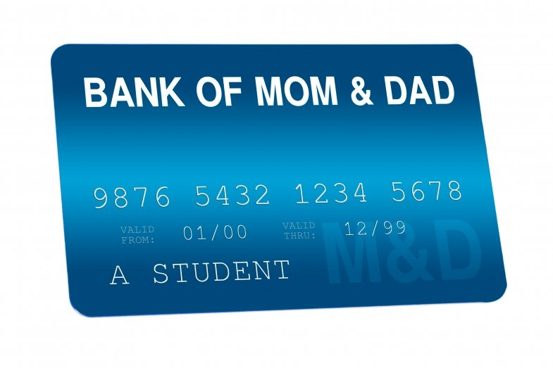 Bank Of Mom Card