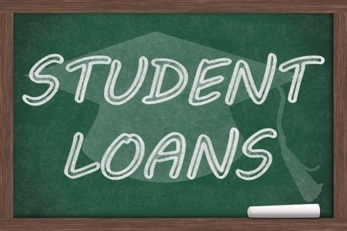 student loan servicing company