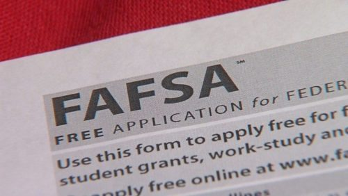 FAFSA verification