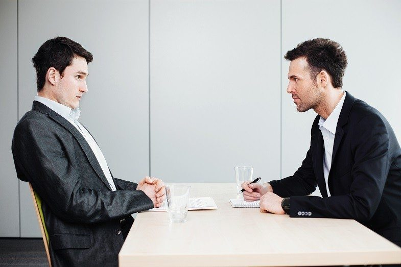 Student Interviewing