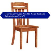 College Admissions Chair