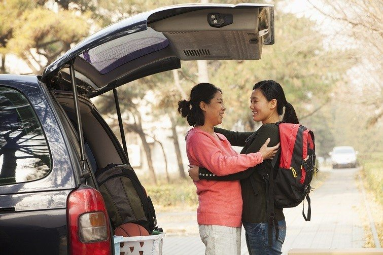 Letting Go And Staying Connected: How To Parent Your College Student
